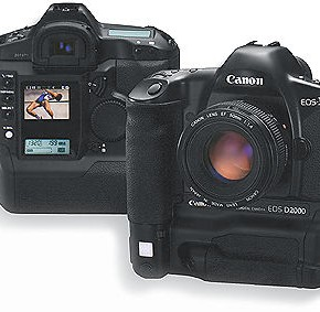 Ode to the Canon D2000, I still kind of hate you... old friend