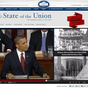 The Super Bowl of Journalism: A #SOTU Round Up