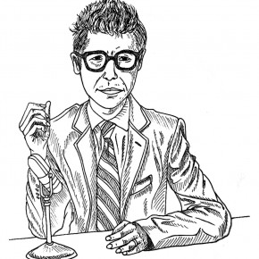 """""""Because we're pussies"""" - Ira Glass. And a dozen other answers from his Reddit AMA"""